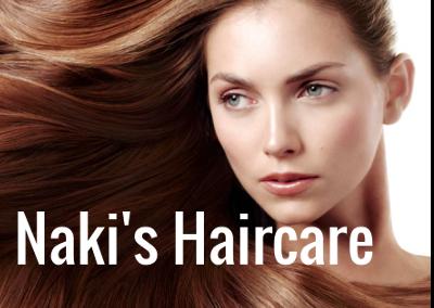 Naki's Haircare